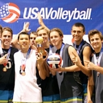 949 Volleyball Gives Golden Effort